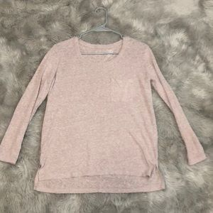 Long sleeve thin t-shirt